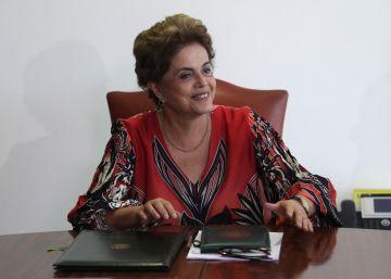 "La presidenta Rousseff: ""Quieren que renuncie para evitar echarme ilegalmente"""