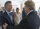 La UE también respalda el giro de Macri