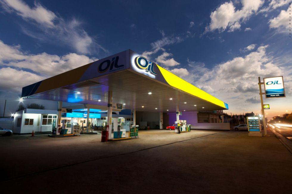 Estación de servicio de Oil Combustibles