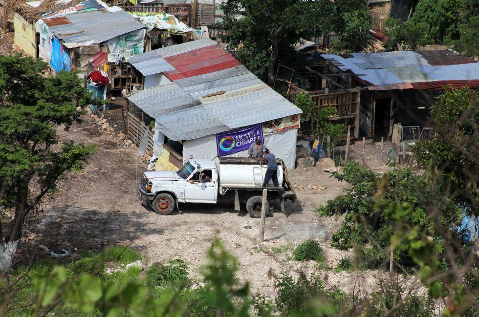 La capital de Chiapas, Tuxtla Gutiérrez, encabeza la lista de desperdicio de agua de la OCDE.