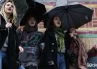 Cientos de miles de personas protestan en Francia contra la reforma laboral