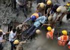 Al menos 18 muertos y 70 heridos en India al derrumbarse un puente