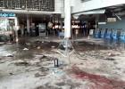 La policía del aeropuerto de Bruselas bloquea su reapertura