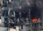 Una explosión en París por un escape de gas causa cinco heridos