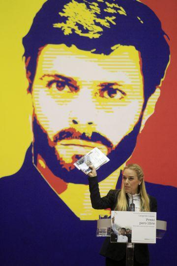 La oposición venezolana pide el respaldo internacional a la amnistía