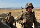 Intensos combates reavivan el conflicto en Nagorno Karabaj