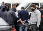 Choques entre jóvenes de Molenbeek y la policía de Bruselas