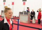 El aeropuerto de Bruselas, reabierto con un vuelo a Faro