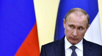 Vladímir Putin, el pasado 22 de marzo.
