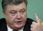 Poroshenko afirma que la consulta en Holanda va contra Europa