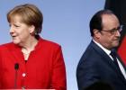 París y Berlín se comprometen a enviar 600 policías extra a Grecia