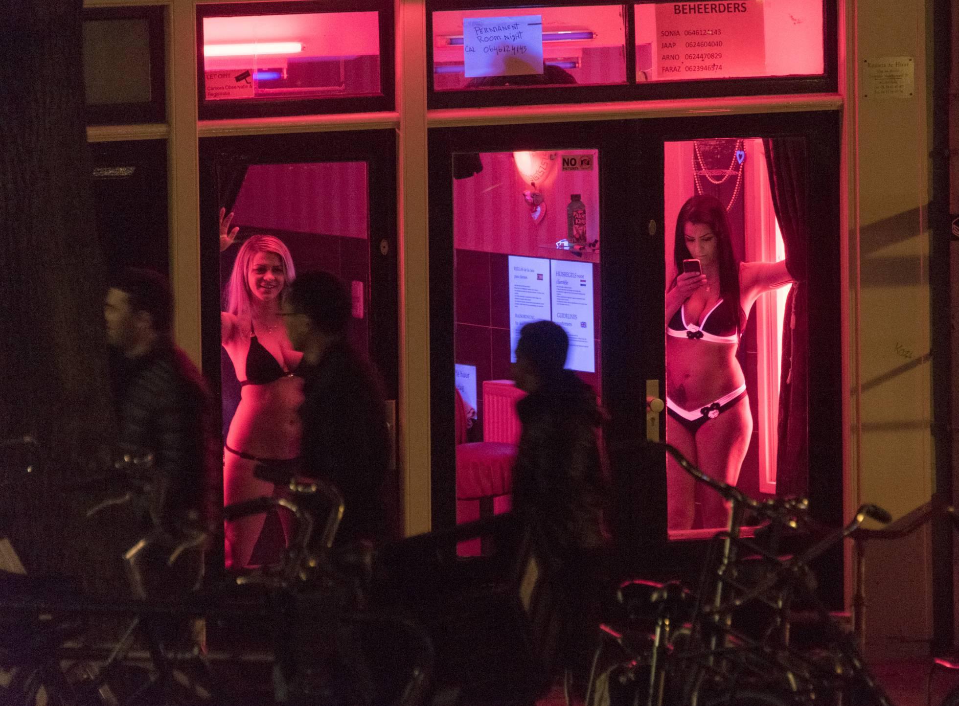 la prostitución es ilegal en españa como dejar las prostitutas
