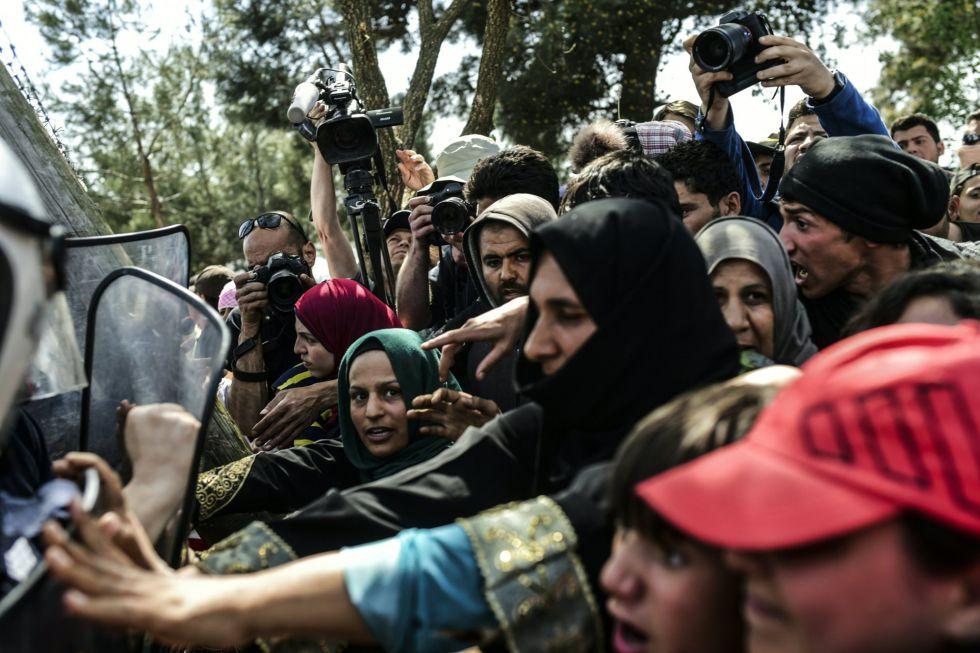 Una Grecia agónica afronta el desafío de tramitar miles de peticiones de asilo