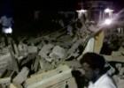 Un centenar de muertos en el incendio de un templo en India