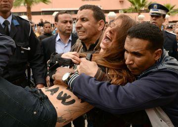 Libertad condicional para dos marroquíes acusados de ser gais