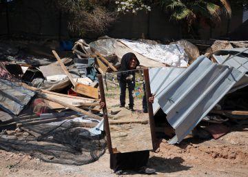Israel acelera la demolición de edificaciones palestinas