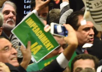 Brazil congressional commission backs impeachment of president