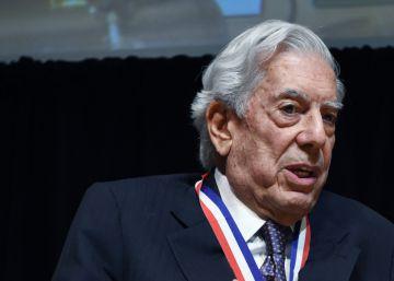 """Vargas Llosa dice que una victoria de Fujimori sería una """"catástrofe"""""""