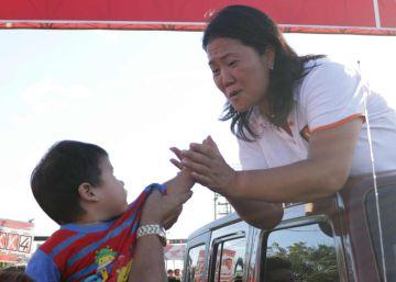 Lima, el norte y la Amazonía votaron por Fujimori