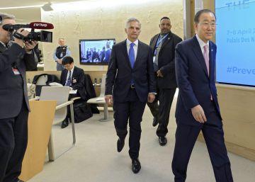 Decenas de países piden que la ONU elija a una secretaria general