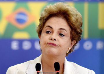 El creciente apoyo a la destitución evidencia la debilidad de Rousseff