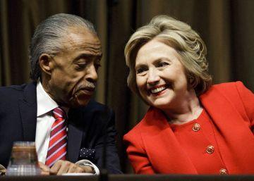 Los Clinton hacen valer su influencia entre las minorías