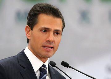 La popularidad de Peña Nieto cae al nivel más bajo de la legislatura
