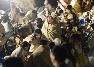 Un terremoto de magnitud 6,6 sacude el oeste de Japón