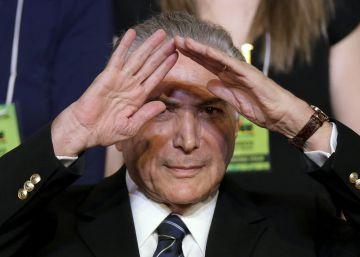 Michel Temer negocia en la sombra un nuevo Gobierno para Brasil