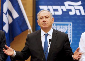Las relaciones peligrosas de Netanyahu con la 'mafia' francesa