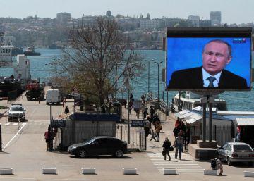 Crimea echa el ancla a Rusia
