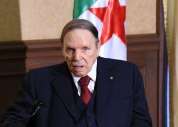 Una foto de Buteflika agita en Argelia el debate sobre la sucesión