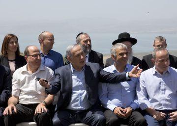 Netanyahu proclama que los Altos del Golán siempre serán israelíes