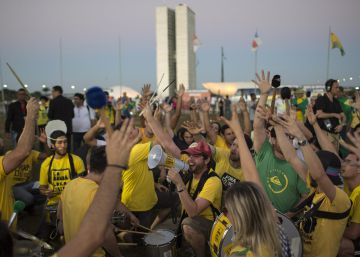 'Impeachment' de Dilma Rousseff, en vivo