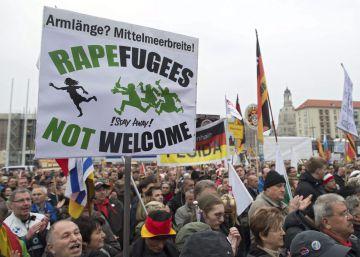 Los populistas alemanes buscan en la islamofobia su caladero de votos