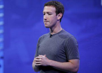 Los empleados de Facebook rechazan a Trump