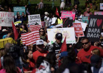 El Supremo de EE UU, dividido ante la reforma migratoria de Obama