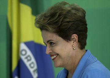 """Dilma Rousseff: """"No comenzó el fin; estamos al principio de la lucha"""""""