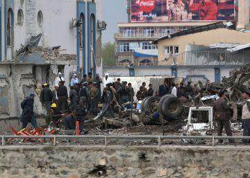 30 muertos en Kabul en un ataque talibán en una sede del espionaje