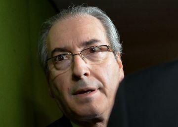 Los legisladores maniobran para salvar a Cunha del 'impeachment'