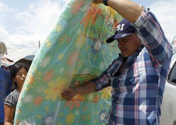 La ayuda de emergencia se extiende a todo Ecuador