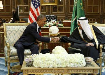 Obama visita Arabia Saudí por primera vez desde el pacto con Irán