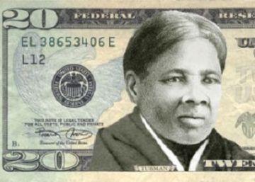 Harriet Tubman reemplazará a Jackson en el billete de 20 dólares