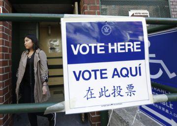 Clinton y Trump arrasan en las primarias Nueva York