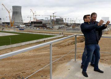 Bielorrusia construye su primera central nuclear tras Chernóbil