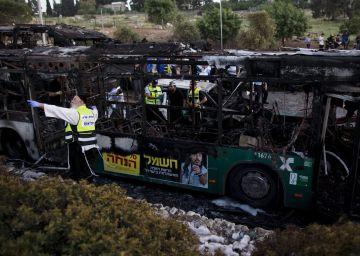 Israel confirma que un miembro de Hamás está tras el ataque a un autobús