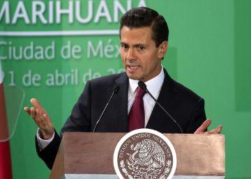 México elevará la posesión legal de marihuana a 28 gramos
