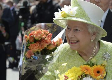 El sutil mensaje de cercanía y confianza de la reina nonagenaria