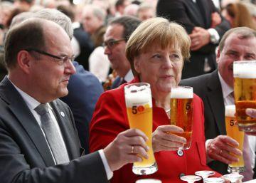 Alemania celebra que hace 500 años legisló cómo elaborar cerveza pura