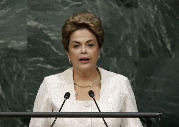 """Rousseff dice en la ONU que Brasil sabrá evitar cualquier """"retroceso"""""""